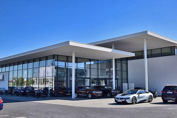 realizacja izo eko Salon BMW